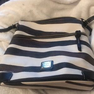 Dooney Bourke Crossbody Zebra Bag